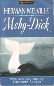 If you've never read Moby Dick, you can check out the entire text online at The Literature Network. The book's known for its length and lengthy discourses about knot tying, but the first chapter is an old-fashioned adventure yarn.