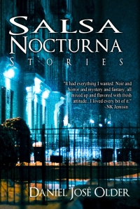 Salsa Nocturna is a collection of 13 ghost stories, published by Crossed Genres Publications.