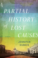 In her debut novel, Dubois matches a former Russian chess champion intent on challenging Vladimir Putin's political power with a young American college lecturer who, fearing that she has inherited the genes for Huntington's Disease, travels to Russia to find out answers about her dead father.