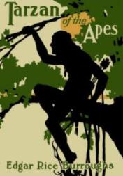 Edgar Rice Burroughs published Tarzan of the Apes in 1914 and wrote more than two dozen follow-up novels.