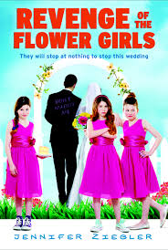 Jennifer Ziegler's new middle-grade novel, Revenge of the Flower Girls, is set in the Texas Hill Country and features triplets as narrators.