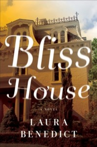 "Laura Benedict's most recent novel, Bliss House, is ""a novel that works as a mystery, a ghost story, and a touching family drama,"" according to NY Times Bestseller Jeff Abbot."