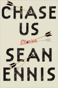 Sean Ennis' debut story collection, Chase Us, follows the lives of boys living on the outskirts of Philadelphia.
