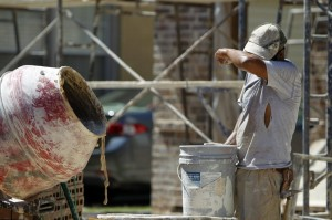 """The Dallas Morning News reported that """"one in three construction workers in Dallas doesn't get a break during the work day, no matter the time of day or temperature."""""""