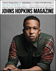 D Watkins was profiled in a long feature in Johns Hopkins Magazine about his evolution from drug dealer to university lecturer and author.
