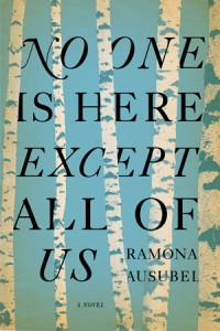 "A review in The San Francisco Chronicle said that ""No One Is Here Except All of Us contains so many achingly beautiful passages, it's as if language itself is continually striving to be a refuge."""