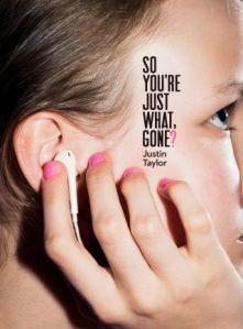 "Justin Taylor's story, ""So You're Just What, Gone?"" appeared in The New Yorker."