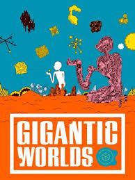 Gigantic Worlds is an anthology of 51 science flash fiction stories from writers as varied as Jonathan Lethem, Charles Yu, and Kelly Luce.