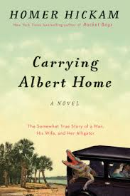 Homer Hickam is the author of the bestselling memoir Rocket Boys, which became the film October Sky. The novel Carrying Albert Home is a prequel to that memoir.