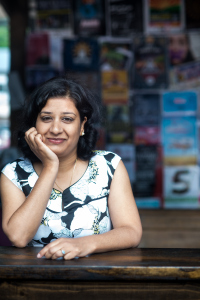 Chaitali Sen is the author of the novel The Pathless Sky.