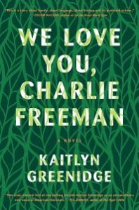 Kaitlyn Greenidge's highly anticipated debut novel, We Love You, Charlie Freeman, tells the story of an African-American family who moves to a research institute to live with a chimpanzee.