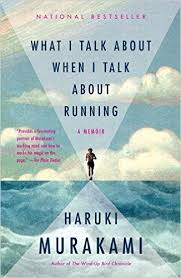 Haruki Murakami wrote about the connections between running and writing in What I Talk About When I Talk About Running.