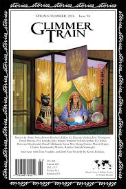 "Adam Soto's story, ""The Box,"" appears in the most recent issue of Glimmer Train."
