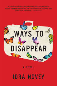 "Idea Novey's debut novel, Ways to Disappear, has been called a ""tour de force"" and ""seared to perfection"" by reviewers."