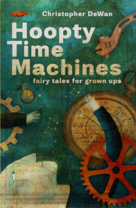 "Christopher DeWan's story ""Voodoo"" is included in his new collection, Hoopty Time Machines."